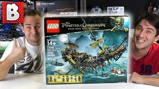 2017 Silent Mary 71042 Disney Set 2294 parts  $199.99  Here is the review video! https://www.youtube.com/watch?v=lRSuEmeD5WI&t=25sAvailable March 17th for VIP membersSubscribe for more Lego set unboxing! ► https://www.youtube.com/channel/UCrhb3SP2lZBgguLHIWWuHOQ?sub_confirmation=1Instagram https://www.instagram.com/brick.vault/Twitter https://twitter.com/LegoBrickVaultFacebook https://www.facebook.com/BrickVaultMore Lego Videos!Lego Custom Builds MOC: https://www.youtube.com/playlist?list=PLHttrZC-uXId_7-1AhYBkkNui7p121ph1Lego How To: https://www.youtube.com/playlist?list=PLHttrZC-uXIe6rGzvUYHNv8kYo6djHtZSLego Holiday Sets:https://www.youtube.com/playlist?list=PLHttrZC-uXId4mSi7xwisu0Ab9ZLgwB5zLego Minecraft Sets: https://www.youtube.com/playlist?list=PLHttrZC-uXIcyrM1-uXK7EKW46bnGlY3RLego Dimensions: https://www.youtube.com/playlist?list=PLHttrZC-uXIcGiZC7Mja3PWnncfmIl4FULego Star Wars Sets: https://www.youtube.com/playlist?list=PLHttrZC-uXIfkmR_Aph5SOnXaz2TLnthzLego Batman Sets: https://www.youtube.com/playlist?list=PLHttrZC-uXIdJD40n6C3BWenlAhP-hukPLego Technic Sets: https://www.youtube.com/playlist?list=PLHttrZC-uXIepOnSR4riPdGy_evNVhYj5Lego Ninjago Sets: https://www.youtube.com/playlist?list=PLHttrZC-uXIcwSoQ0W7194uRIuVdYB14OLego Minifigs: https://www.youtube.com/playlist?list=PLHttrZC-uXIdqvpka7BlmdRdzcLpbspY7Lego DC Universe Sets: https://www.youtube.com/playlist?list=PLHttrZC-uXIfanWDciAjDOl9wex7rh6zDLego Marvel Universe Sets: https://www.youtube.com/playlist?list=PLHttrZC-uXIf2bgteZgl_9tR4knR7EYQDLego Bionicle Sets: https://www.youtube.com/playlist?list=PLHttrZC-uXIeRE-wuKK33PDX8Sf3NcuCyLego Scooby-Doo Sets: https://www.youtube.com/playlist?list=PLHttrZC-uXIcFlEBwDpPJjl_vZ7dMgrOhLego Creator Sets: https://www.youtube.com/playlist?list=PLHttrZC-uXIfOfSw0zUae8VPKQbPlt4aqLego Ideas Sets: https://www.youtube.com/playlist?list=PLHttrZC-uXIfLKJkj2jgdNasuqOYdgtzULego City Sets: https://www.youtube.com/playlist?list=PLHttrZC-uXIcfDtluUWXBS6K9wNf6HRx7Lego Jurassic W