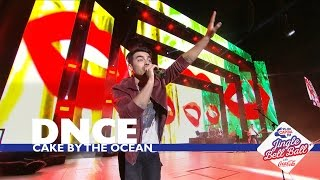 DNCE - 'Cake By The Ocean' (Live At Capital's Jingle Bell Ball 2016) Video