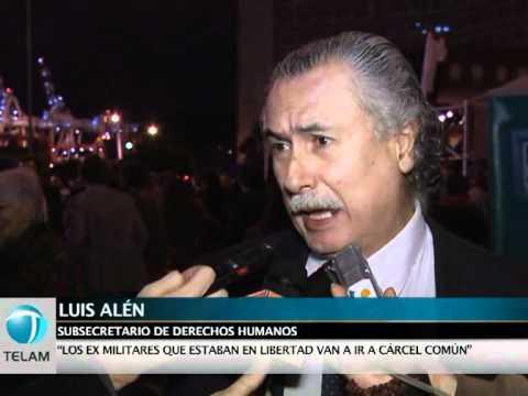 """Condenan a represores del """"El Vesubio"""""""