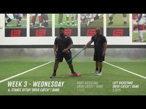 Pass Protection Plate 4 Week Training Progression