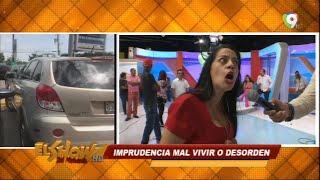 Video ¡FUEGO! Llega al Show del Mediodía la mujer que protagonizó video del lío en un parqueo MP3, 3GP, MP4, WEBM, AVI, FLV November 2018