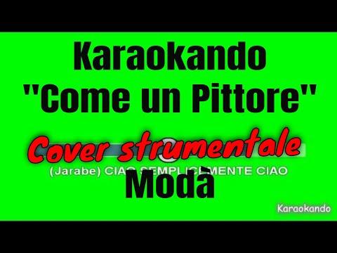 , title : 'Karaoke Italiano - Come un Pittore - Modà -Jarabe de Palo ( Testo )'