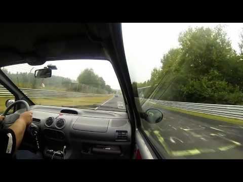 twingo1 nurburgring 1L2 16V 75CH