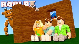 Roblox Adventures - BUILD TO SURVIVE THE KILLERS OF AREA 51! (Build to Survive Monsters  2.0)