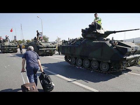 Τουρκία: Η επομένη ημέρα ενός αποτυχημένου πραξικοπήματος