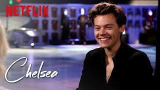 Video Harry Styles (Full Interview) | Chelsea | Netflix MP3, 3GP, MP4, WEBM, AVI, FLV Mei 2018