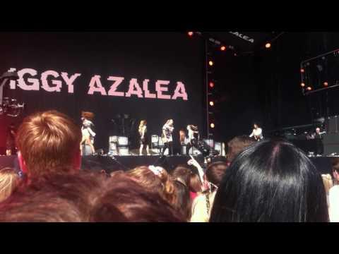 The Big Weekend 29/05/16- Iggy Azalea Fancy