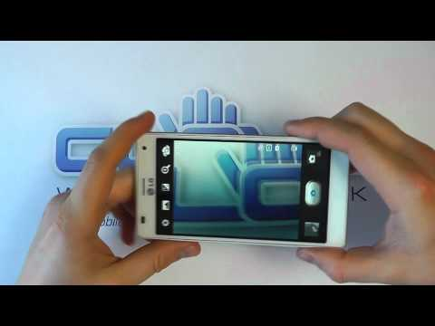 LG Optimus 4X HD (P880) Android Quad-Core Smartphone Hands On