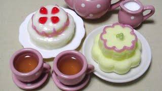 العاب طبخ Kracie - Happy Kitchen #5 - Decoration Cake Kit (Edible / Can Eat)