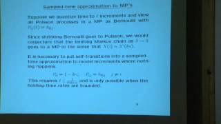 19. Countable-state Markov Processes