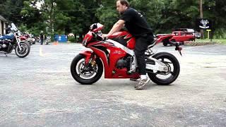 5. 2011 Honda CBR1000RR