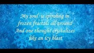 Video Let It Go - Frozen lyrics (FULL SONG) MP3, 3GP, MP4, WEBM, AVI, FLV Juli 2018