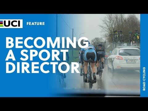 Becoming a Sport Director