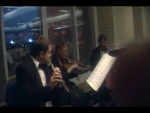 Trío - Flauta traversa, violín y violoncello
