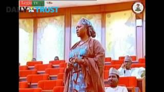 Senators react to the release of 21 Chibok Girls