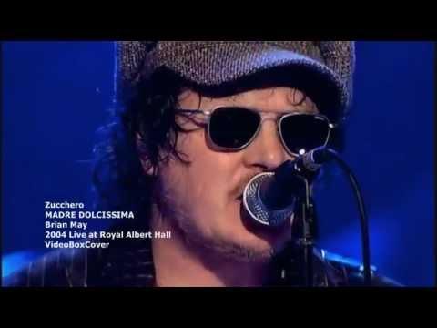 , title : 'MADRE DOLCISSIMA - Zucchero - Brian May London 2004'