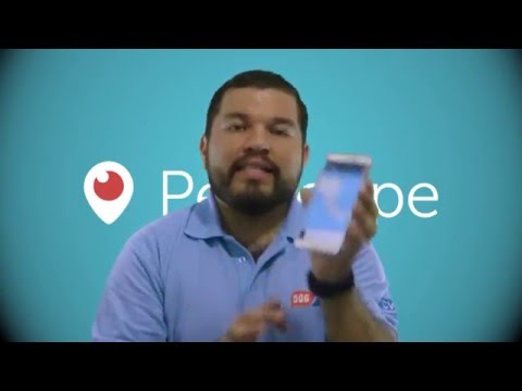 Carlos Digital  001 - Periscope