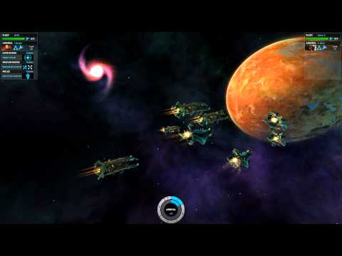 spacedread - Combat vs AI - My dreads vs their cruisers part #2 Fixed my video recorder settings.