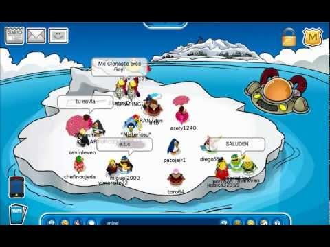 como ser socio gratis en club penguin 2012 (cpps.me)