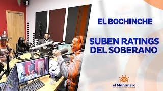 El Bochinche – Suben Ratings del Soberano, Boli le responde a Fausto Mata