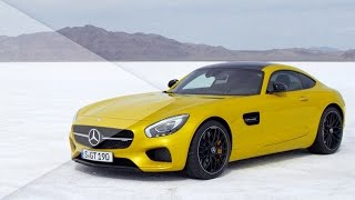 All-New 2015 Mercedes-AMG GT reveal promo