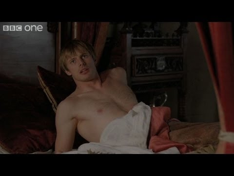 Merlin wakes Arthur - Merlin - Series 4 Episode 7 Preview - BBC One