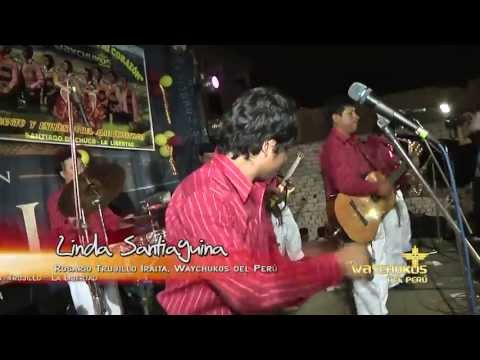 Los WaychuKos del Perú, 1er Aniv. 2013, Parte 05, Linda Santiaguina, Santiaguinita