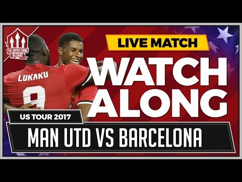 MANCHESTER UNITED vs BARCELONA | LIVE United Stand WATCHALONG