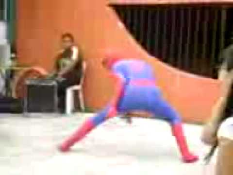 hombre araña.3gp