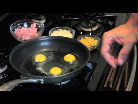 Easy High Protein Bodybuilding Breakfast