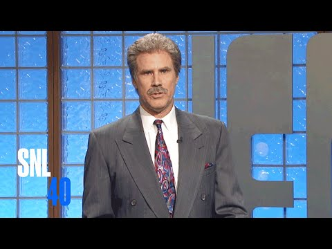 Celebrity Jeopardy – SNL 40th Anniversary Special