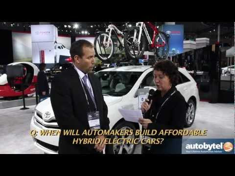 Autobytel's Facebook Fans Ask The Manufacturers Questions At The LA Auto Show