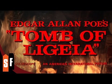 The Tomb Of Ligeia - Vincent Price (1964) - Official Trailer HD