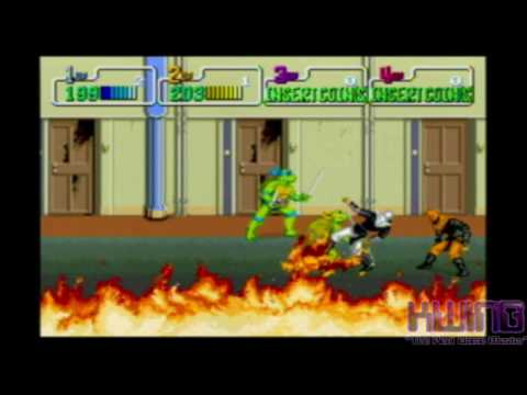 preview-Teenage Mutant Ninja Turtles: Arcade Game Review