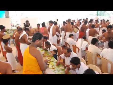 Santhigiri ashram (തിരുവോണമുണ്ണാന് ഗുരു ഇരുന്നു)