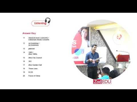 IELTS Orientation Seminar 8