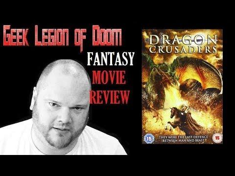 DRAGON CRUSADERS ( 2011 Dylan Jones ) Fantasy Movie Review