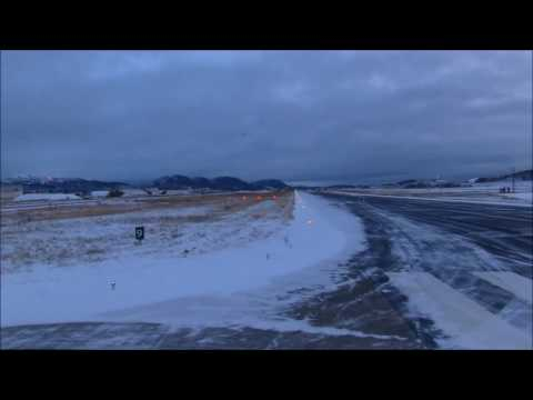 A journey from Elverum to Oslo Airport and Bodø in Norway