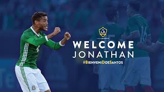 he LA Galaxy have signed Mexican midfielder Jonathan dos Santos from Spain's Villarreal CF as the team's third Designated Player, the club announced today. D...