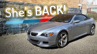 Should I Get Rid of the BMW M6? by DoctaM3's Supercars Personified