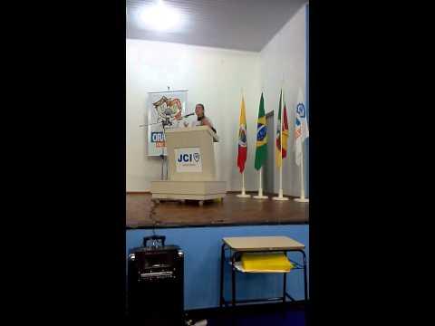 Oratoria nas escolas Rodeio Bonito Jci
