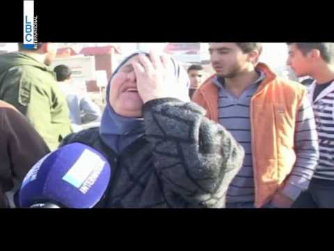 LBCI News_عائلة المخطوف مصطفى الحجيري مجدداً في الشارع