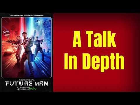 Future Man- Season 1 Review