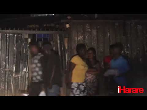 Leaked Footage: Another Sodom And Gomorrah In Harare Cdb As Afternoon Prostitution Rife