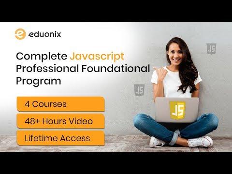 Master Software Engineering in JavaScript | Kickstarter | Eduonix
