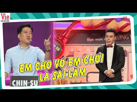 Trường Giang cảnh báo Dương Lâm sai lầm vì cho vợ Quỳnh Quỳnh tham gia Chọn Ai Đây