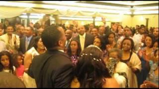 Samuel T Michael At  Bini&Chachu  Wedding