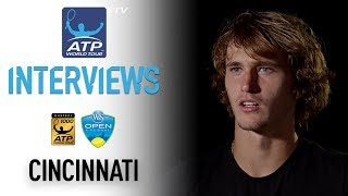 Alexander Zverev reflects on his title-winning form of late and how he reacts when players say he has a bright future. Watch live ...