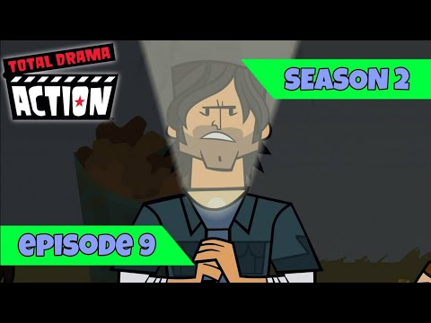 Total Drama Action - Episode 9 - The Sand Witch Project