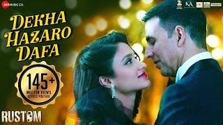 Nonton Dekha Hazaro Dafaa   Full Video   Rustom   Akshay Kumar   Ileana D Cruz   Arijit Singh Palak  Jeet G Film Subtitle Indonesia Streaming Movie Download